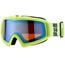 Rossignol Raffish goggles Kinderen geel/blauw